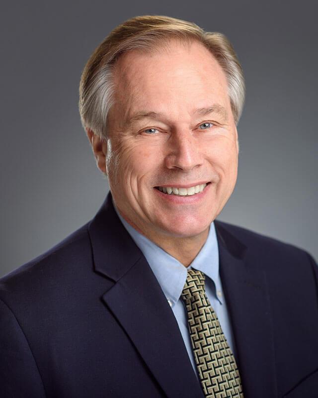 Portrait of David Deshotels